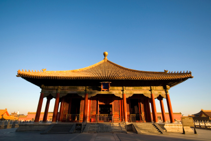 Tradtional Chinese building
