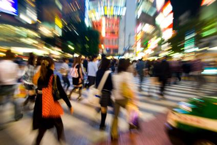 A japanese city