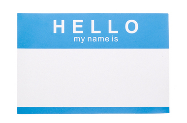 What's your name?  (informal)