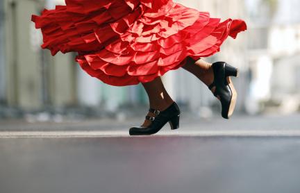 I like dancing - Me gusta bailar