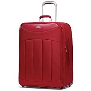My luggage got lost.