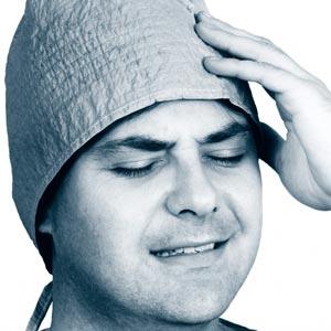 I have a headache.