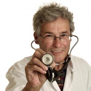 Doctor in Korean
